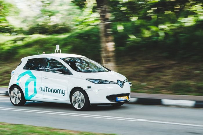 無人計程車時代開啟 新加坡日本Robot Taxi 搶先上路