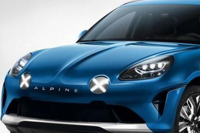 Alpine品牌重生計畫第二波:產製SUV