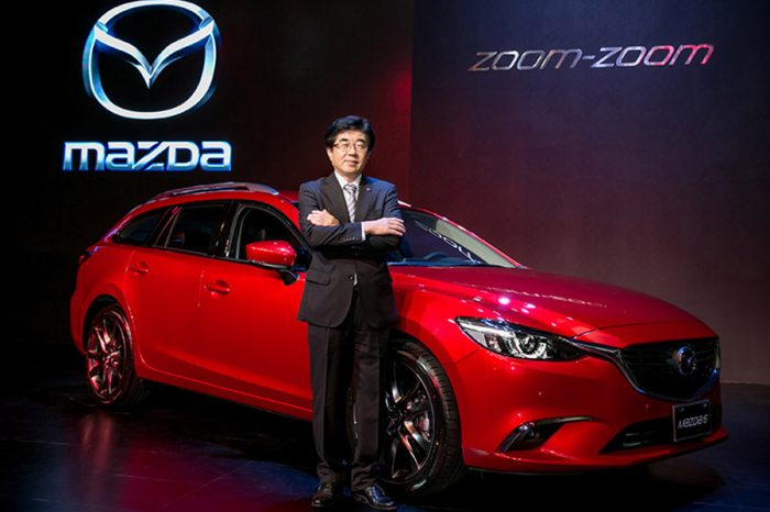只因馬迷催生 Mazda6 Wagon提早半年上市