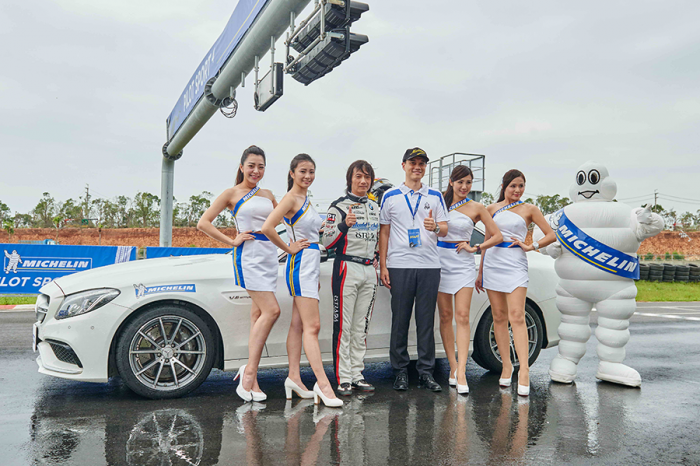 【影音】米其林Pilot Sport 4賽道體驗