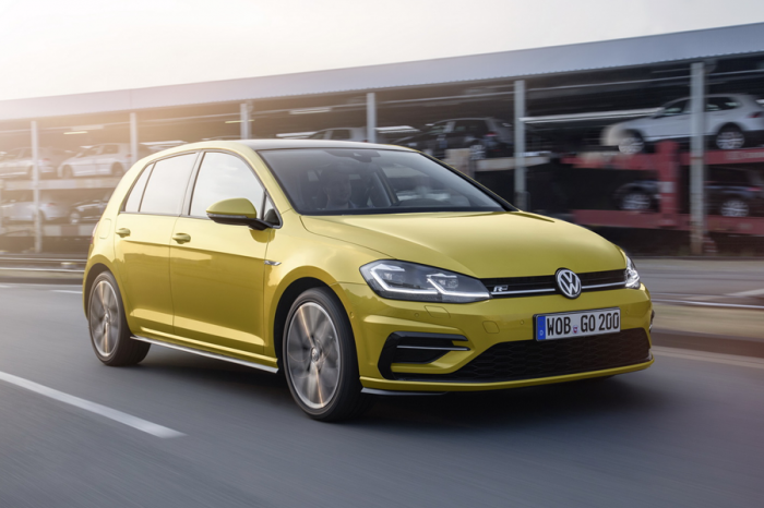 2017年式小改VW七代Golf戰力大強化!