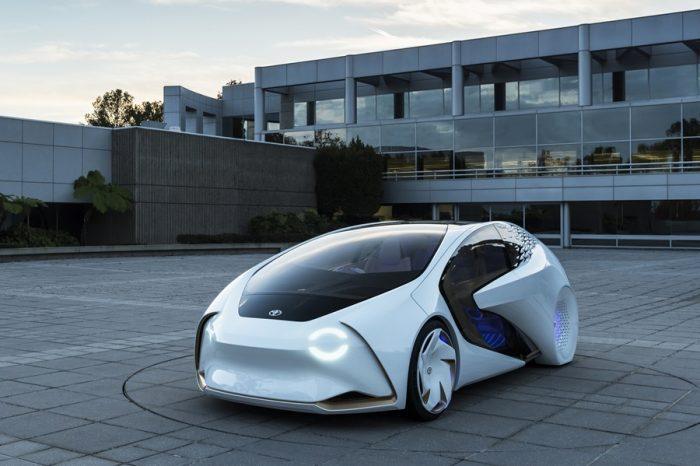 怕年輕世代對車沒熱情 TOYOTA說:用AI讓車子變聰明吧!