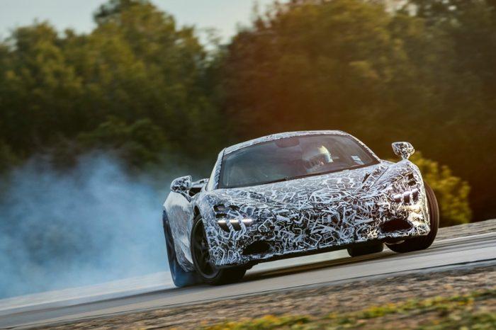 為省錢,主流車廠搞結盟 麥拉侖借重BMW打造超跑動力