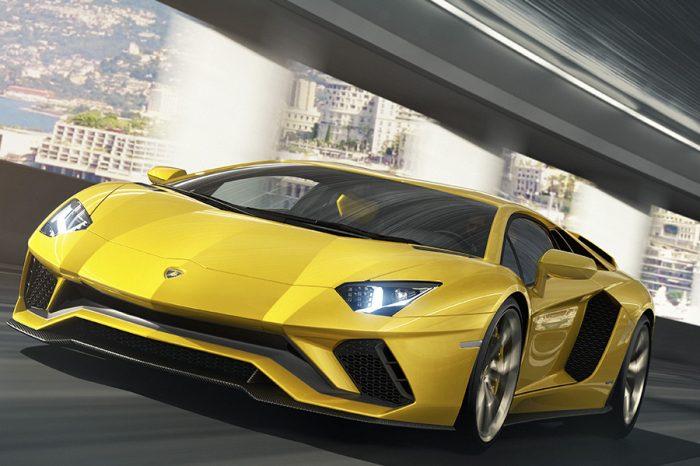 【影音】Lamborghini Aventador S 四大絕招!