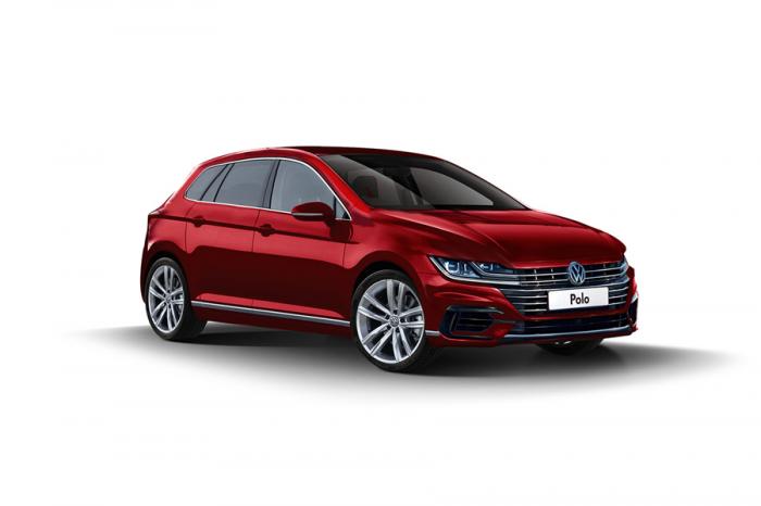 全新VW Polo外型值得期待?!