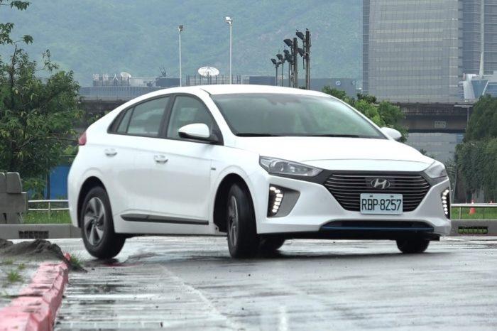 [影音] 它不只節能減碳,也會疾速狂奔 現代Ioniq Hybrid油電車試駕