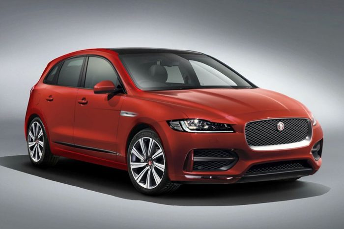 Jaguar推出掀背車款有譜??