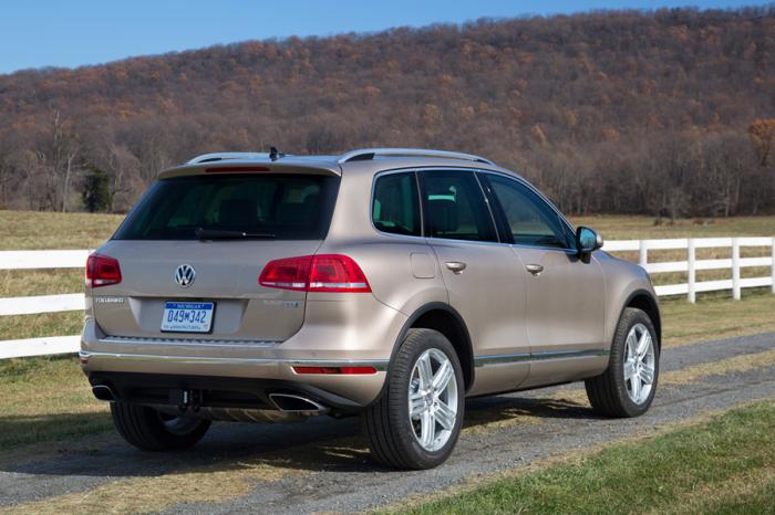 VW Touareg跟北美市場說Bye-bye!