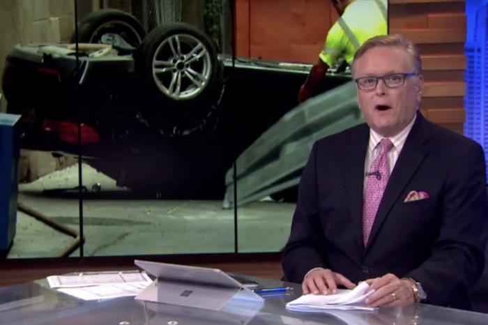 BMW誤踩油門墜7樓 還告停車場?