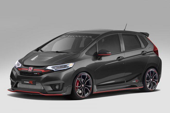 又一間日本車廠想通了!Honda Fit Type R推出機率大幅提高!