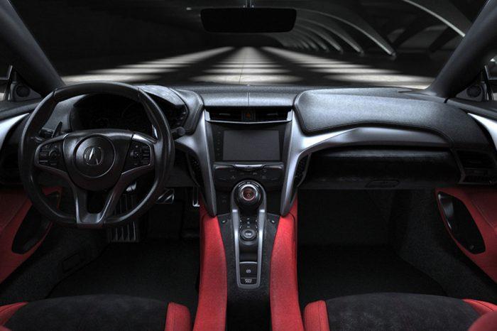 從NSX向下延伸科技感內裝!Honda透露全新中控台專利圖