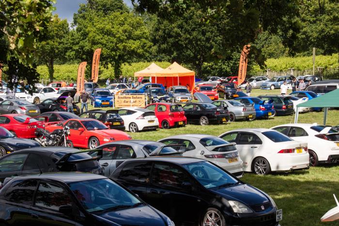 歐洲的哈日車迷年度盛會
