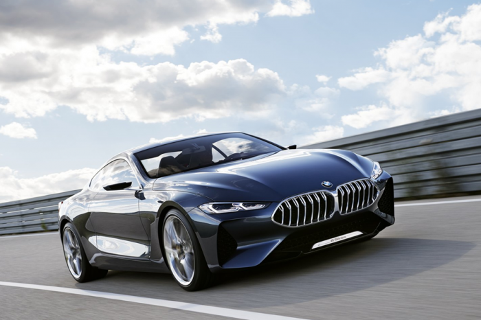 BMW 8系列即將正式投產 動力規格搶先看