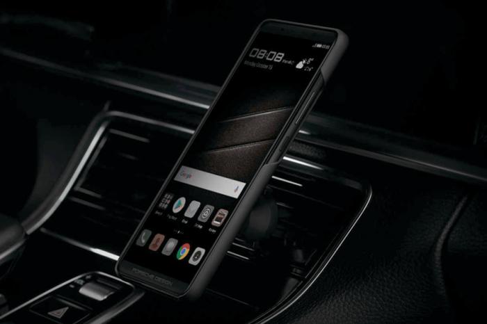先擁有這支Porsche Design手機好像不錯…