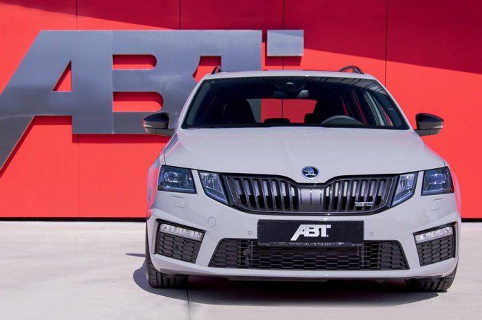 加味小辣椒!ABT+Skoda Octavia Combi RS=315 hp!