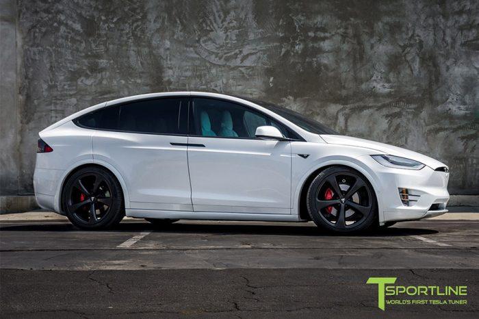 Tesla Model X是完美的車款嗎?來自美國的T Sportline顯然不這麼認為!