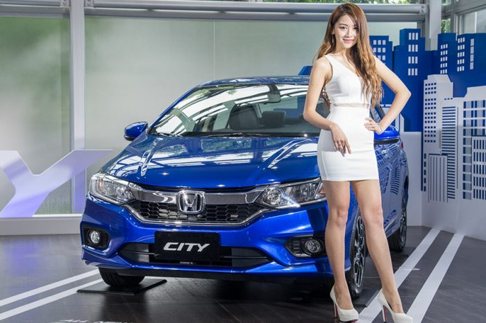 2018 Honda CITY進化新登場 62.9萬元起