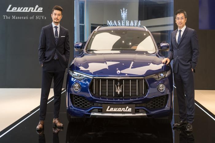 2018年式Maserati Levante 全新登場