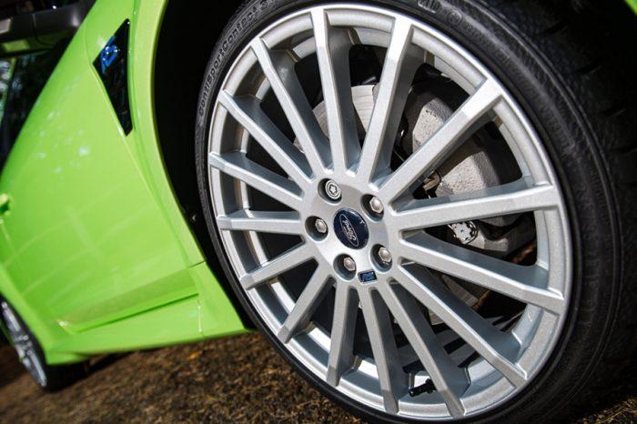 幾乎全新的6年Ford Focus RS可賣多少錢?