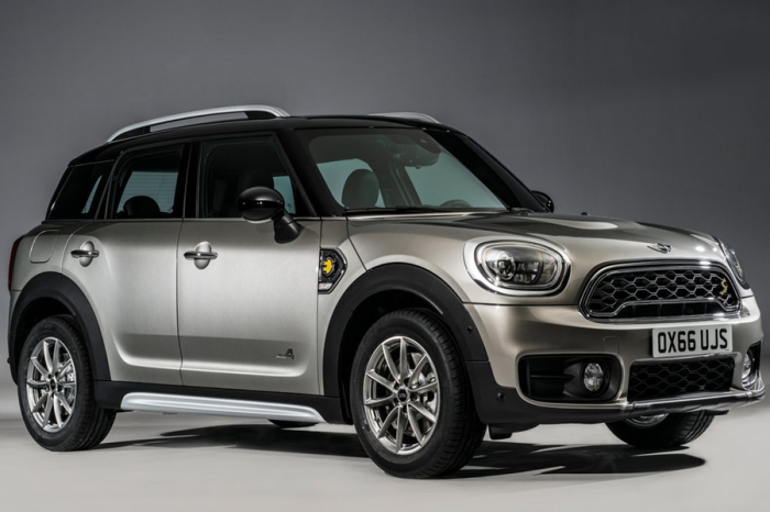 MINI Cooper S E Countryman ALL4油電鄉民報到