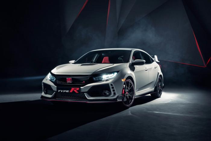 Honda將在北美推出入門版Civic Type R