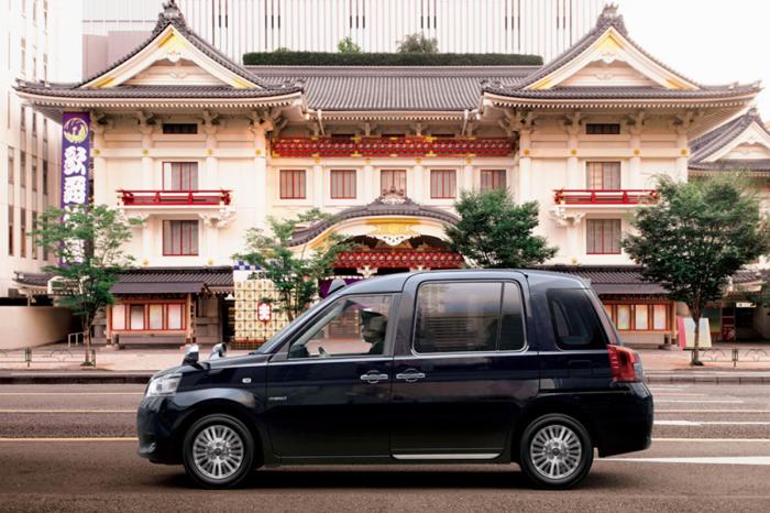 2020年東京旅遊必解任務—搭上JPN Taxi!