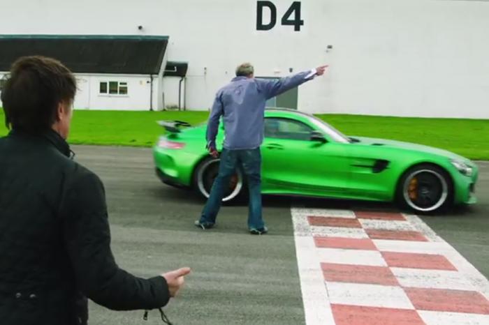 Porsche品牌大使試最快賓士AMG超跑 成績慢到嚇人!