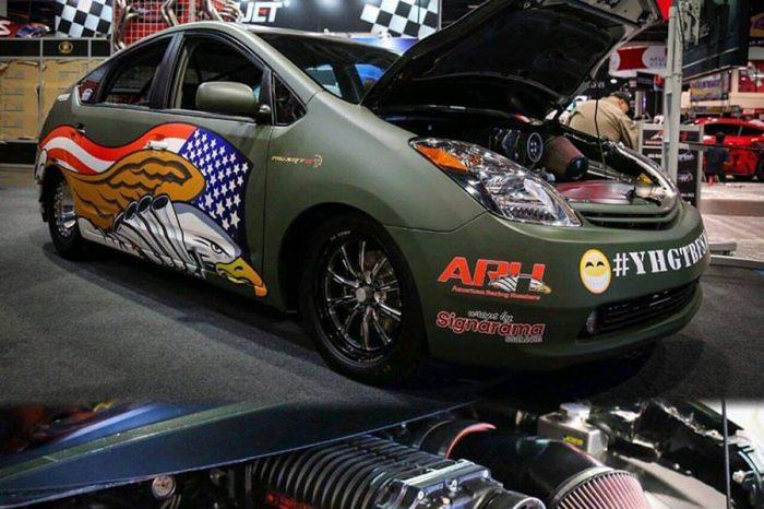 最不節能的Toyota Prius 超跑都被它秒殺