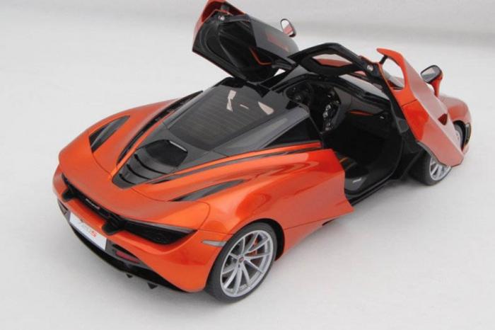 這輛McLaren 720S超跑只賣22萬