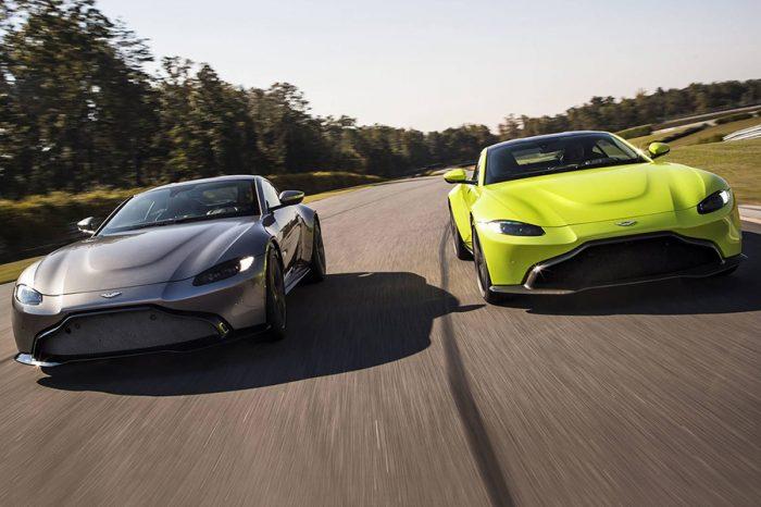 手腳超快!2018 Aston Martin Vantage生產配額幾乎銷售一空!