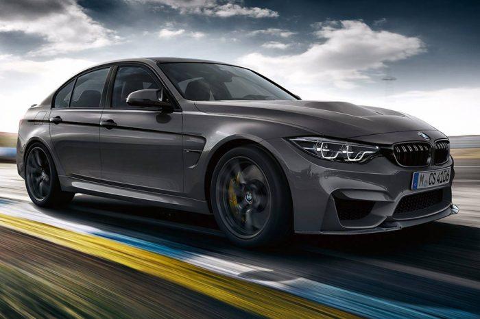 理所當然!BMW M3 CS挾帶更大的動力、更輕的車重、與新的內外設計現身了!