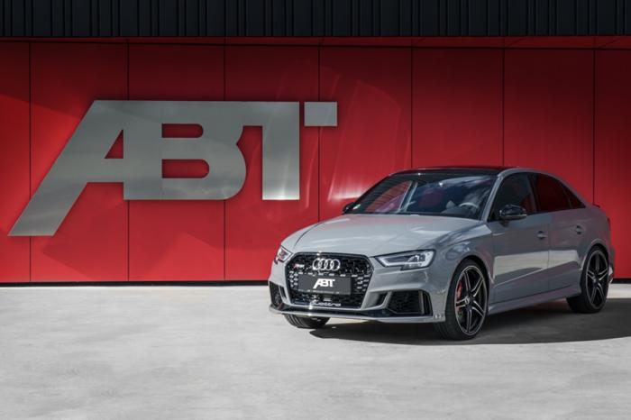 ABT推出重辣版Audi RS3 最大馬力460hp!