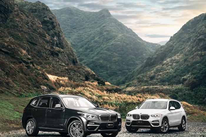 全新第三代BMW X3上市