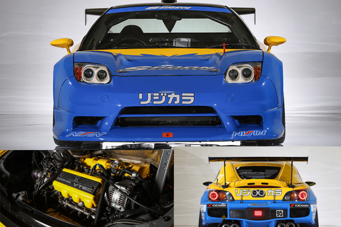 Spoon NSX&S2000夢幻賽車組合–本田魂要超轉了!