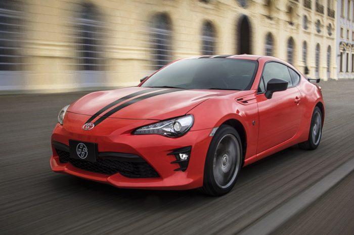 增強競爭力!Toyota正計畫推出86的新車型─「GT」