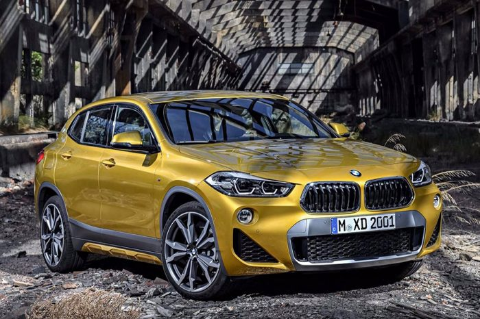 X家族最新成員!2018 BMW X2美國定價搶先看!