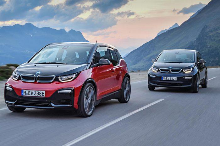 為電動車鋪路!BMW已取得了i1到i9的所有商標使用權!