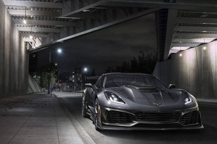 計畫外的強者!Corvette工程師表示本未打算推出C7的ZR1