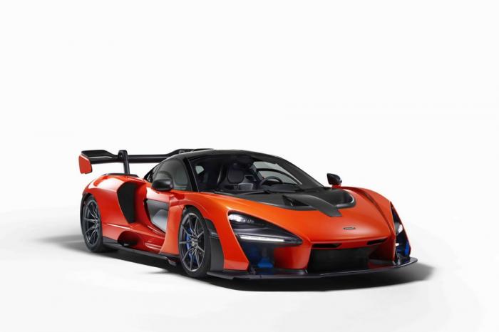 McLaren推出限量500輛McLaren Senna超跑