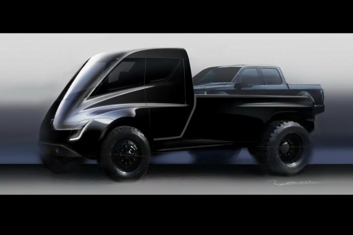 特斯拉承諾Pick up皮卡車款將在Model Y Cross問世後推出