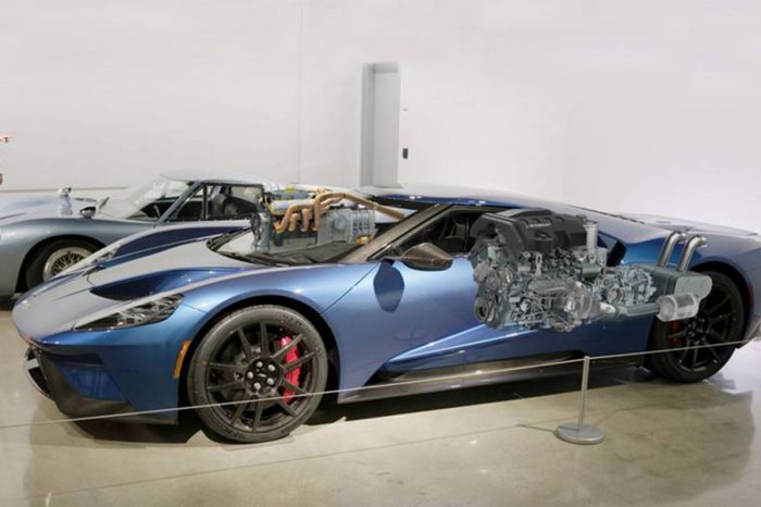 Microsoft出手!將與Ford共同創造出虛擬實境的GT觀賞體驗!
