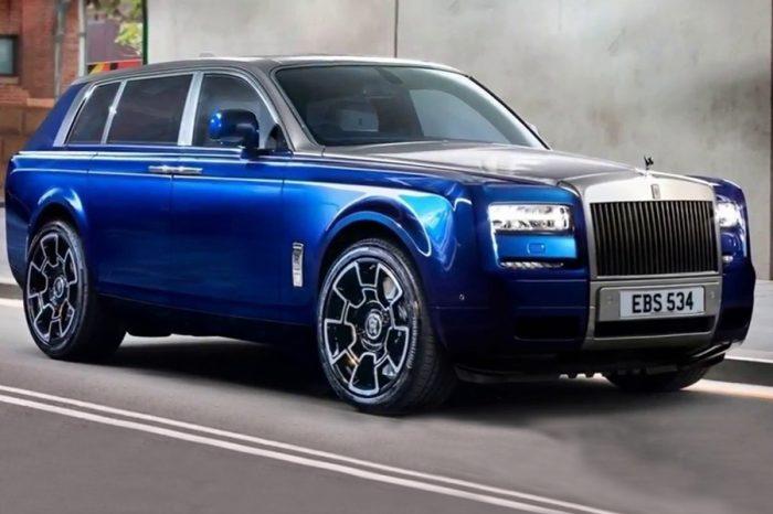 真名未知!Rolls-Royce表示即將開發完成的休旅車Cullinan其名僅是「工作計畫代號」!