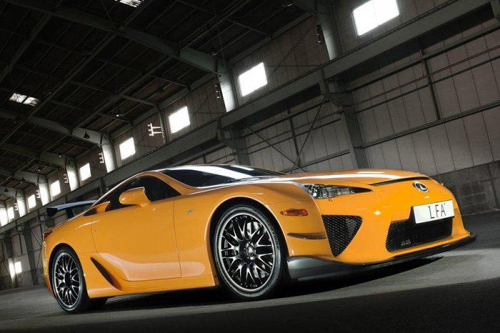 真的假的!?Lexus正在衡量LFA繼任車款的可能性!
