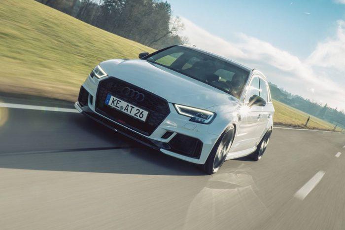 ABT認為500hp適合新Audi RS3 Sportback!