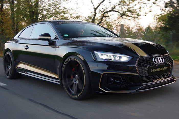 Audi RS5不夠嗆辣?Manhart的RS500調味料很夠味