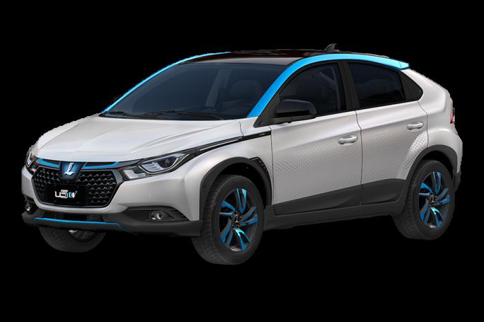 《2018台北車展》LUXGEN U5 EV+電動車首度亮相
