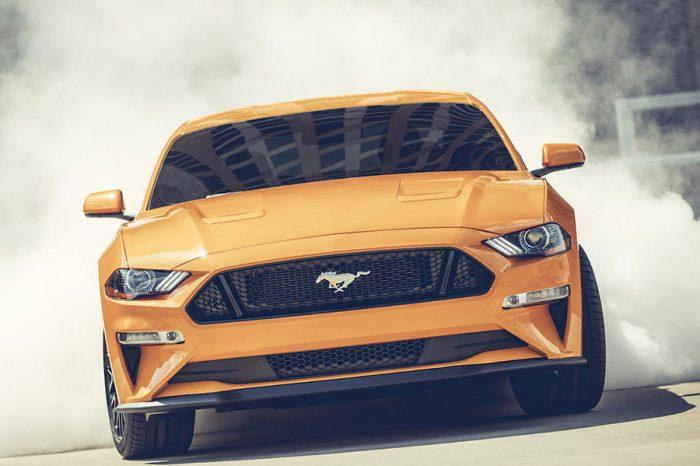 全新Ford Mustang GT野馬太誇張 竟跟LFA超跑一樣快!