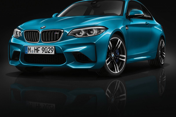 BMW M2 Competition確定4月登場!
