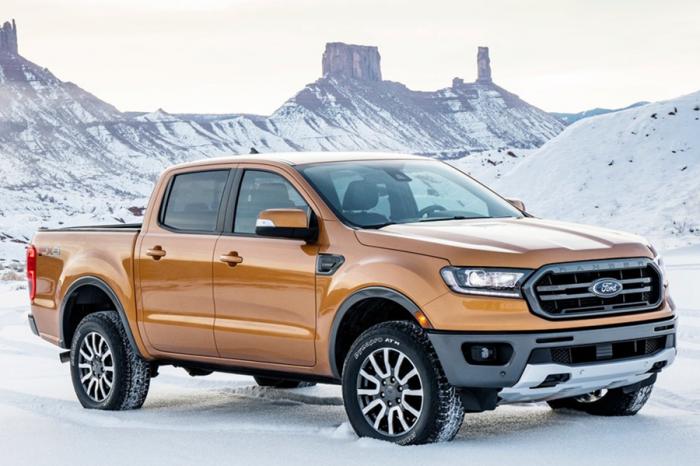 福特在北美市場推出2.3升汽油渦輪Ranger皮卡
