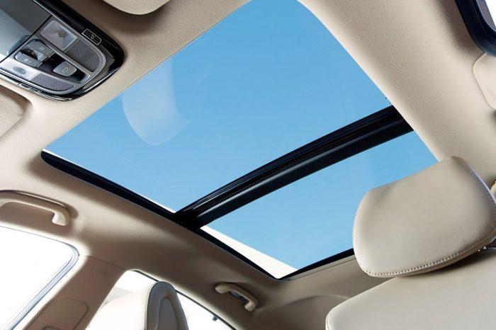 全景天窗遇到翻車怎麼辦?Hyundai汽車有辦法!